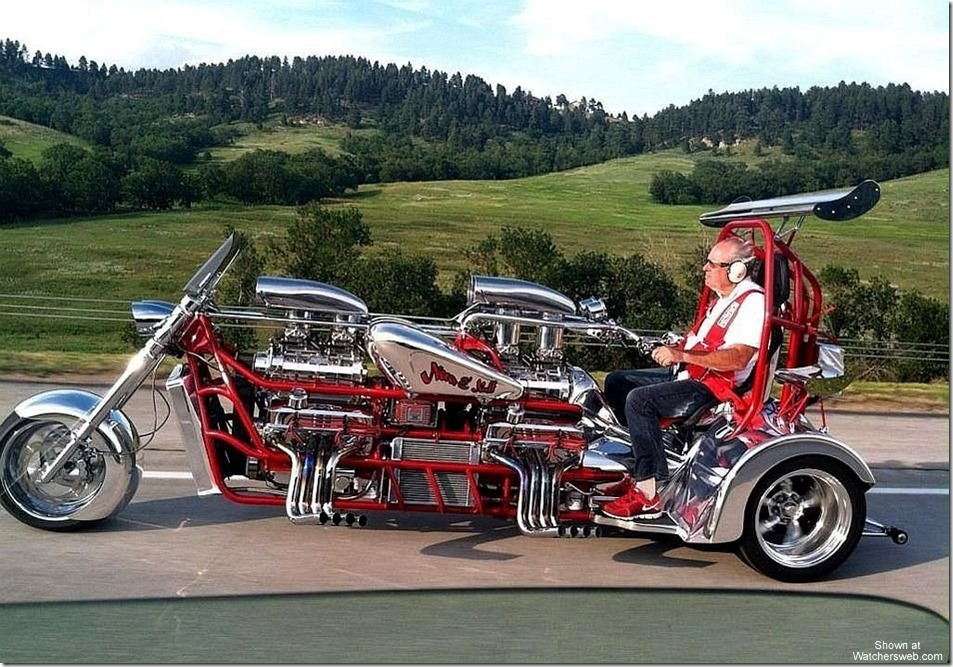 Tricked out Trike | extexanwannabe